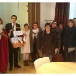 Frauenliga überreicht Petition zum Ausbau der Kleinkindbetreuung