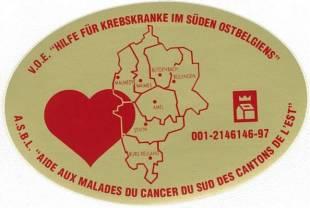"""Rede zum Tages des Ehrenamtes bei der VoG """"Hilfe für Krebskranke im Süden Ostbelgiens"""""""