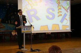 Rede von Antonios Antoniadis, Minister für Familie, Gesundheit und Soziales, anlässlich des intergenerationellen Begegnungstags des RSI