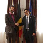"""Interföderales Zentrum für Diskriminierungsfragen zu Gast in der DG- Antoniadis: """"Gleichberechtigung aller Menschen ein unverzichtbarer Grundsatz"""""""