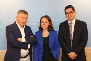 """""""DG auch in der Kindergeldpolitik Brückenbauer"""""""