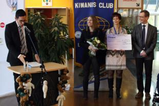 Besuch von Justine Henin in Eupen