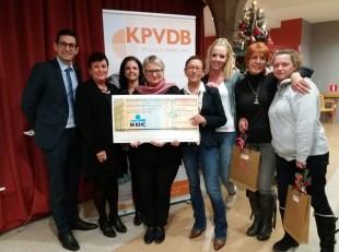 Verleihung des Krankenpflegepreises der KPVDB
