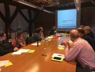 Startveranstaltung: Institut Mainz & soziale Treffpunkte