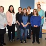 Ausbildung Kinderbetreuer KPVDB:  Zertifikatsverleihung