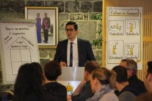 """3. Jugendhilfeforum der DG – """"Schule und Jugendhilfe gemeinsam auf Kurs"""""""