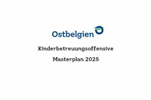 Masterplan Kinderbetreuung