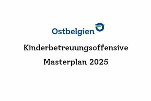 Kinderbetreuungsoffensive 2016-2019