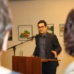 Rede des Ministers Antoniadis anlässlich der Vernissage Ausstellung Marienheim