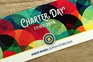 Charter Day Inner Wheel Eupen-Ostbelgien