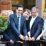 Eröffnung der Räumlichkeiten des RZKB