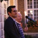 Lichterzüge in Eupen und Sankt Vith