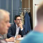 Thomas Brüll neuer Kabinettschef von Antoniadis