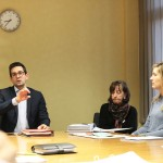 Antoniadis wohnt Neueinsetzung des Beirats für Seniorenunterstützung bei
