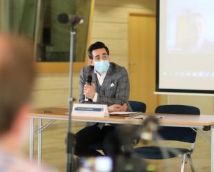 DG verteilt weiterhin Masken, Schürzen und Handschuhe an Ärzte und Pflegekräfte